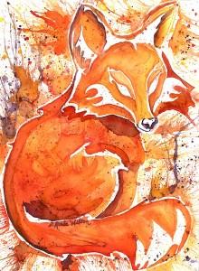 Spirit of the Fox