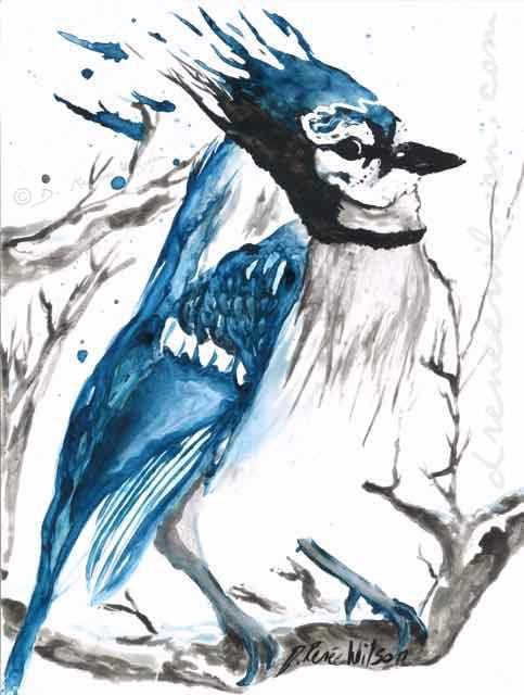 True Blue Jay